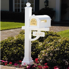 County line fence - Unique mailboxes for rural ...