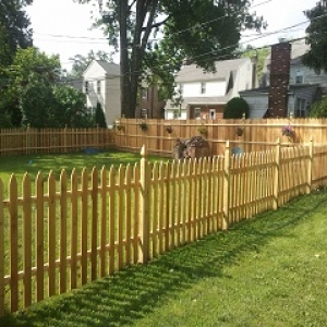 County Line Fence