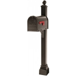 Janzer Mailbox Post