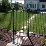 Jerith 200-202 Accent Gate