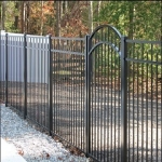 Liberty Style 20/22 Accent Gate