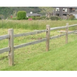 Split Rail - Pressure Treated Rail