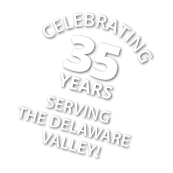 Celebrating 35 Years Serving the Delaware Valley!